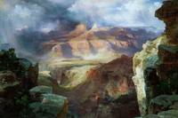 A Miracle of Nature by Thomas Moran