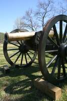 Canon at Petersburg National Battlefield