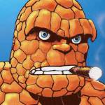 """Ben Grimm - The Thing"" by DanAvenell"