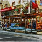 """Cable Car"" by vladimirrayzmanphotoart"