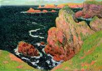 Belle Ile by Henry Moret
