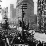 """""""""""California Boys""""  on MArket Street 1899"""" by worldwidearchive"""