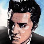 """""""Elvis Presley"""" by DanAvenell"""