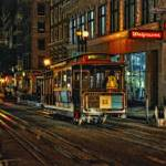 """San Francisco Cable Cars"" by vladimirrayzmanphotoart"