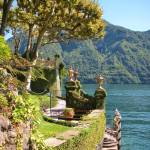 """Villa Balbianelle Lake Como"" by marilyndunlap"