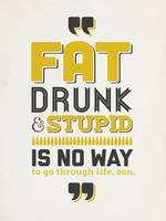 Fat, Drunk & Stupid