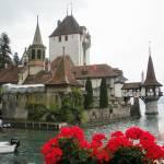 """""""Oberhofen Castle"""" by marilyndunlap"""