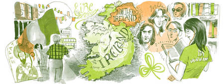 Ireland by Nik Neves