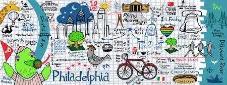 Philadelphia, Pennsylvania by Kaitlyn McCane
