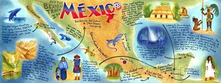 Mexico by Katriona Chapman