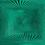 """abstract-square-mint"" by GrannyHelps"