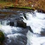 """Linn falls, Dalry"" by paulnfe_photography"