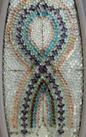 Glass Awareness Ribbon