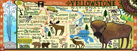 Yellowstone National Park by Kaitlyn McCane