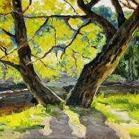 Trees Art Prints & Posters by Luda Angel