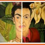 """""Frida Kahlo y Diego Rivero"""" by ovartisticdrive"