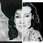"""""Dolores del Río y María Félix"""" by ovartisticdrive"