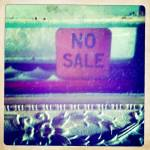 """No Sale"" by DerekLewisPhotography"