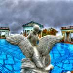 """Hearst Castle Neptune Pool"" by agroth"