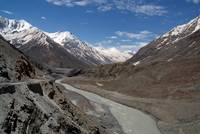 Chandra River Lahaul Valley
