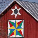"""A quilt barn in Wisconsin"" by Anewsgal"