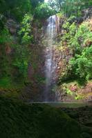 Secret Falls - Kauai, Hawaii