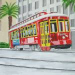 """""""Canal Streetcar line"""" by alancomardelle"""