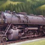 """Locomotive 600"" by JoshWest"