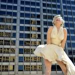 """Marilyn Monroe in Chicago"" by marina_karsten"