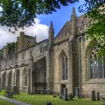 """""""The Cathedral at Dunkeld"""" by TomGomez"""