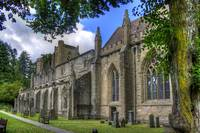 The Cathedral at Dunkeld