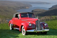 1941 Packard 150 Convertible Coupe