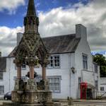 """""""Atholl Memorial Fountain"""" by TomGomez"""