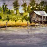"""Louisiana bayou hm."" by arlen"