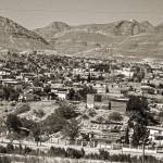 """Juarez - Barrios in sepia"" by awsheffield"