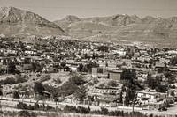 Juarez - Barrios in sepia