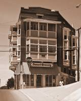 Sunset Grocery in SEPIA