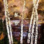"""majestic birch"" by arlen"