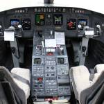"""CRJ 200 Cockpit"" by JohnDaly"
