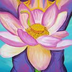 """""""Opening - detail, lotus"""" by sondrasula"""