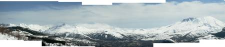 Mount Saint Helens and Surrounds