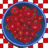 bowl of cherries (tomato)