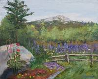 Monadnock Dressed in Lupines