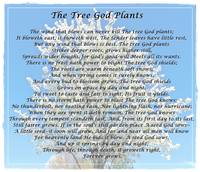 The Tree God Plants