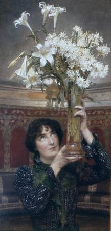 A Flag of Truce by Sir Lawrence Alma-Tadema