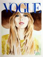 Vogue. Taylor Swift
