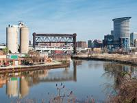 Cuyahoga River View