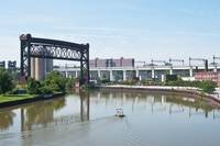 Boating On The Cuyahoga