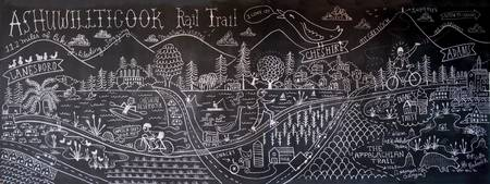 Ashuwillticook Rail Trail by Nate Padavick