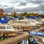 """""""Boats at the Marina"""" by InspiraImage"""